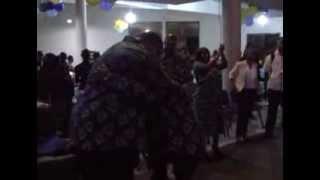 ALVIN SLAUGHTER PRAYS FOR JERRY OMOLE
