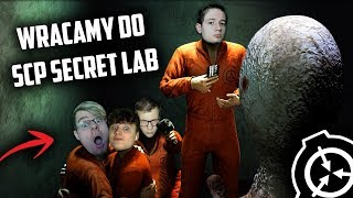POWRÓT DO SCP SECRET LABORATORY Z MEGAPATCH II