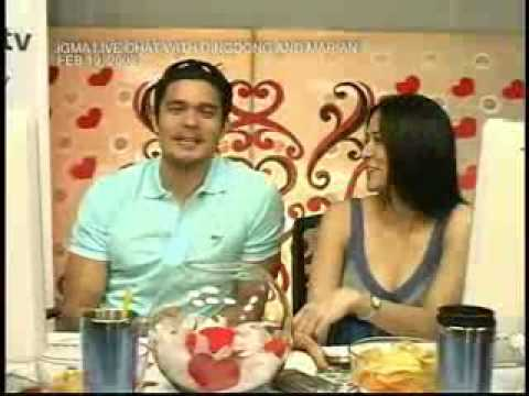 livechat with marian rivera and dingdong dantes