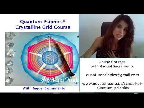 Quantum Psionics Crystalline Grid courses