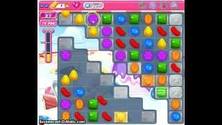 Candy Crush level 617 No Boosters!  With Tips