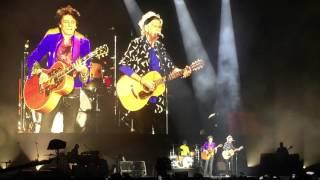 Rolling Stones -  You Got The Silver - Concierto Bogota 2016