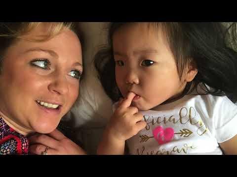 To China and Back - Bringing Cora Home