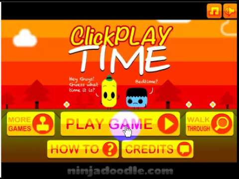 ClickPlay Time 2 Level 1