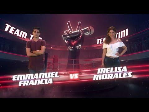 ¡Tini, Cali y El Dandee preparan a Emmanuel y Melisa! - La Voz Argentina 2018