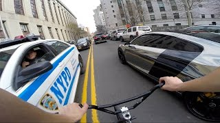 GoPro BMX Bike Riding in NYC 4