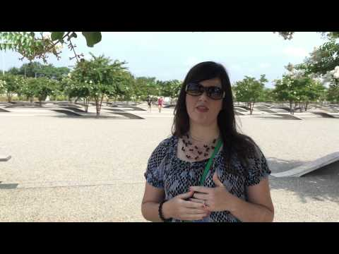 Tips for Families visiting the Pentagon Memorial in Washington D.C.