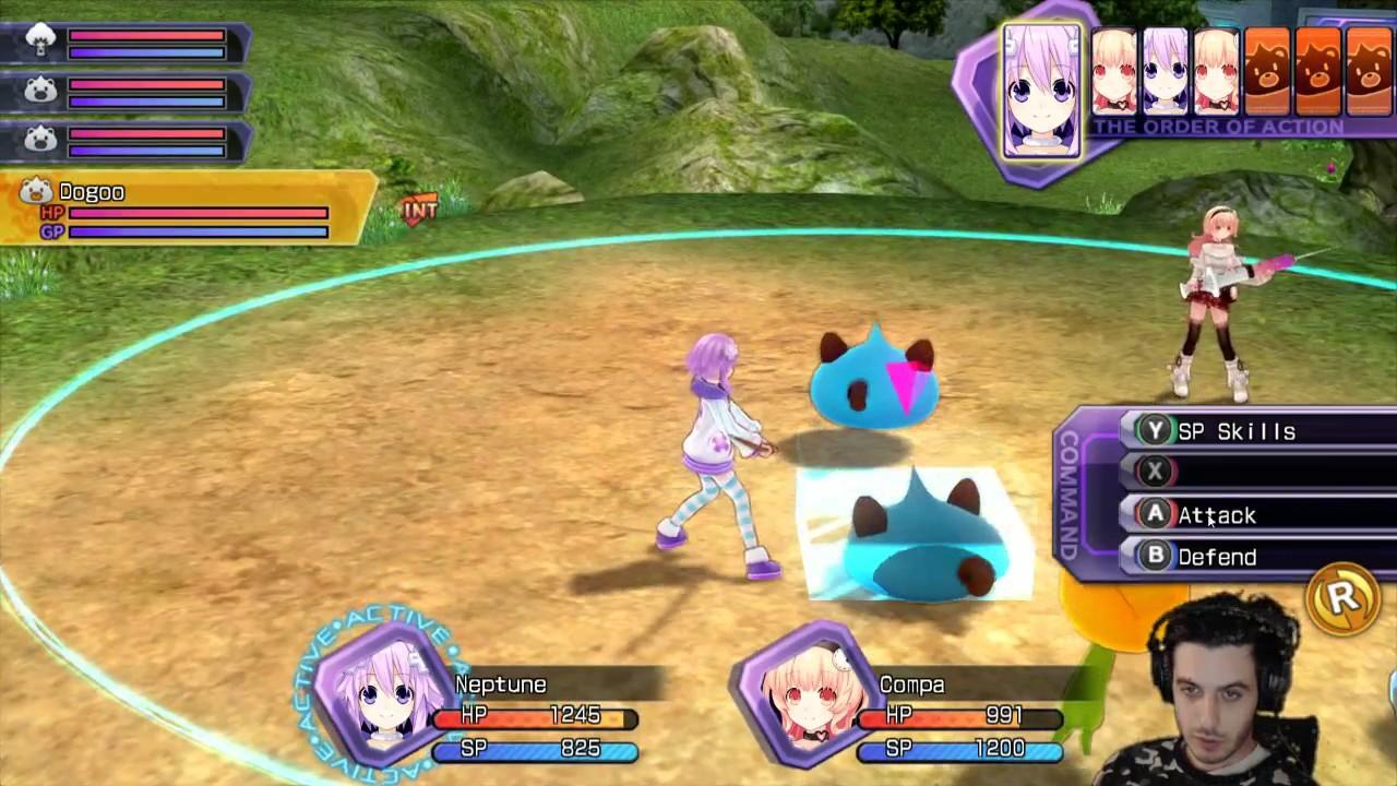 Hentai Arcade Games inside a newbies taste of hentai i mean hyperdimension neptunia, a unique
