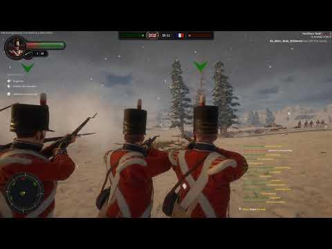 Holdfast Nations At War | 4th Royal Regiment of Foot Line Battle Part 1