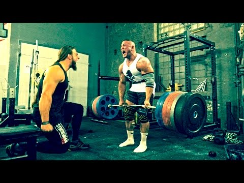Powerlifters VS 800kg MADNESS in 60 seconds!