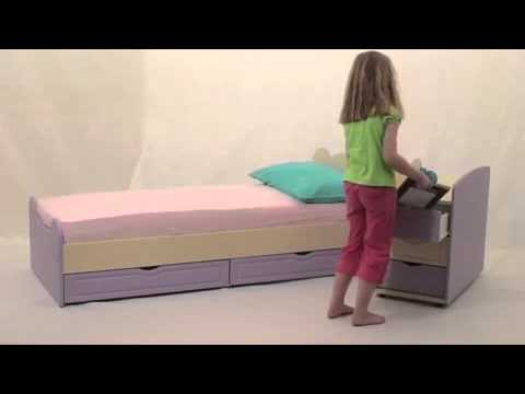 4fda6694801 Κρεβατάκι Κούνια μωρού Mother Baby Teddy 3 σε 1 - YouTube