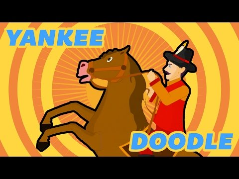 Yankee Doodle - Nursery Rhyme for Children | Sony Music for Babies