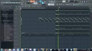 Rae Sremmurd - Black Beatles (Instrumental) FL Studio 12