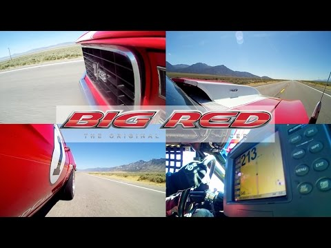 Big Red Camaro: Silver State Classic Challenge 2011 [Part 1]