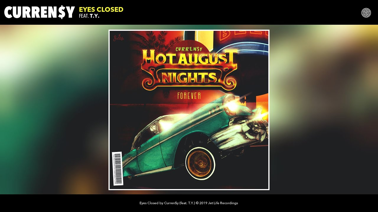 Curren$y - Eyes Closed (Audio) (feat. T.Y.)