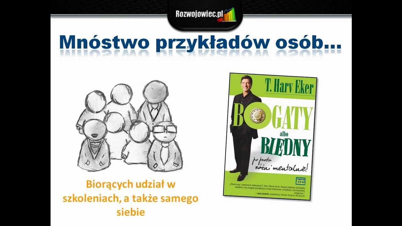 T Harv Eker Bogaty Albo Biedny Pdf