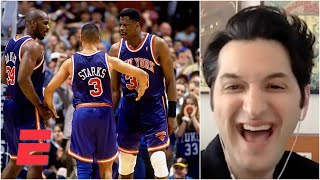 Knicks Fan Roundtable: Ben Schwartz, Ariel Helwani \u0026 Jason Concepcion talk about hope and delusion