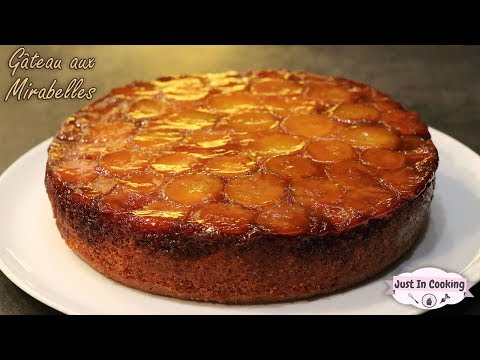 recette-de-gâteau-caramélisé-aux-mirabelles