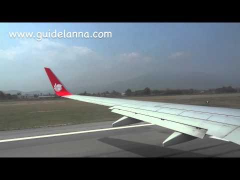 บิน ไลอ้อนแอร์ ประสบการณ์ บิน Thai lionair