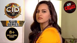 Clouds Of Danger Loom Around Sonakshi | सीआईडी | CID Meets Bollywood