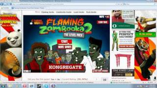 Flash games Ep:3 Devils leap/ Flaming zombooka