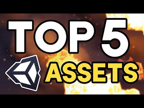 Top 5 Unity Assets