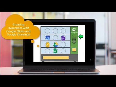 Download Creating Interactive Lessons with Google Slides & Drawings