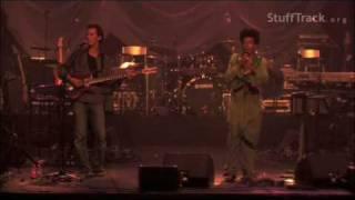 Sandra Nkake - Stay True (live) - 1ère partie de Al Jarreau Swingin' Deauville 2008