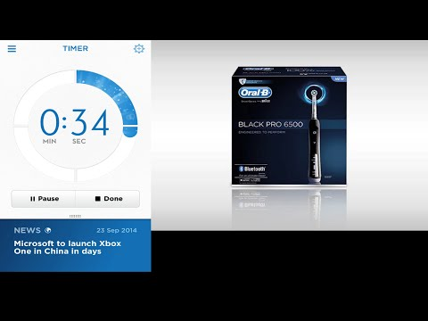 unboxing-black-oral-b-pro-6500-smart-toothbrush-with-bluetooth-connectivity