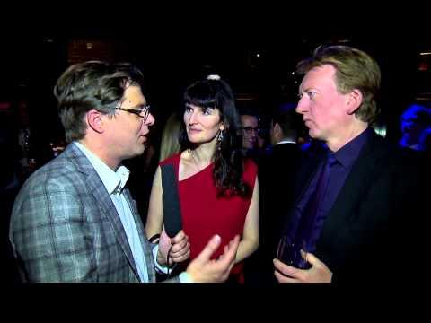 ECHO Klassik 2014: Mathias Baier und Elisaveta Blumina (Ensemble Blumina)