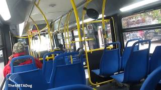 TheMBTADog: MBTA Bus 15 Ride - RUGGLES to SAINT PETER