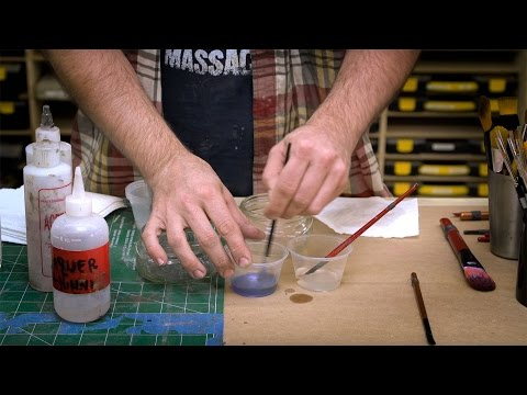 Shop Tips: How To Properly Clean Your Paint Brushes