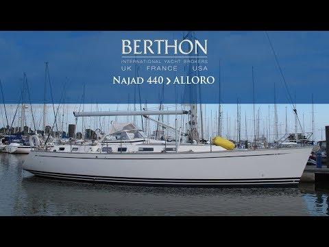 Najad 440 (ALLORO) - Yacht for Sale - Berthon International Yacht Brokers