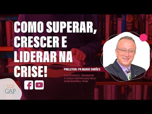 GAP - 22.06.2021 - 20h - Pr. Mario Simões