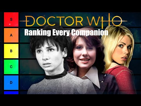 Download Doctor Who Ranking EVERY Companion (worst to best)