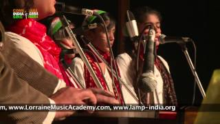 Group Singing Performance: (Patriotic Song) by students of Suncity World School