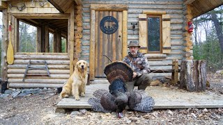 Wild Turkey and Northern Pike at the Cabin, Hunting and Fishing in Canada