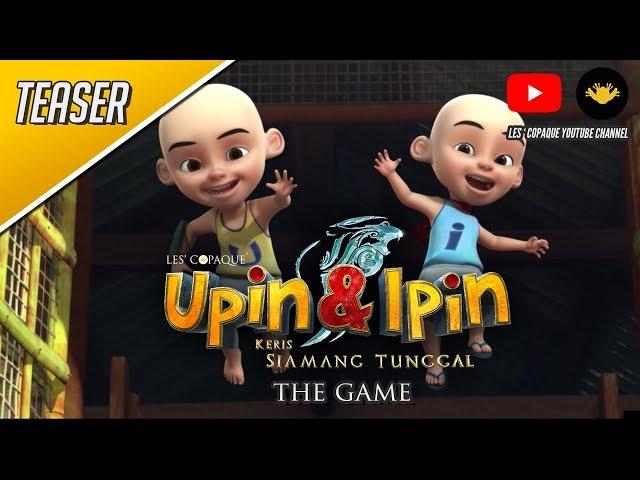 The Game - Upin & Ipin Keris Siamang Tunggal
