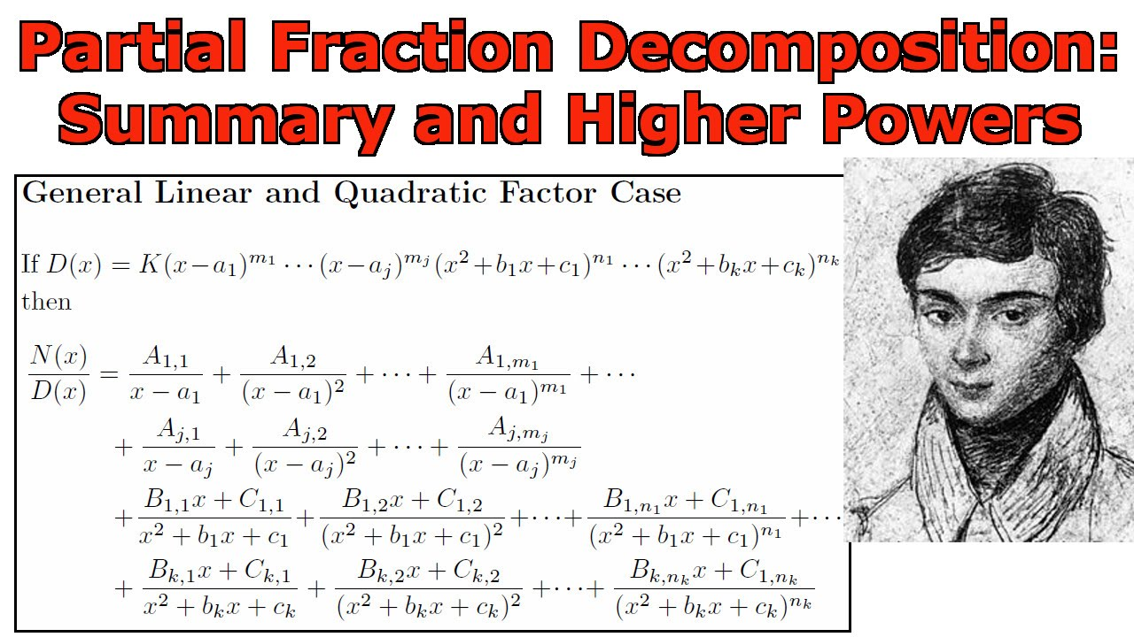 Pre Calculus Partial Fraction Decomposition Calculator add – Partial Fractions Worksheet