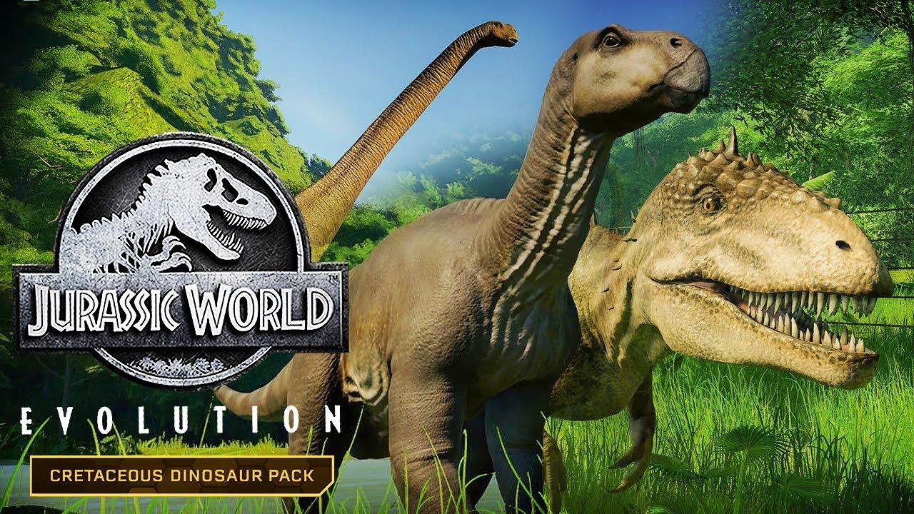Jurassic World Evolution para PC - 3DJuegos
