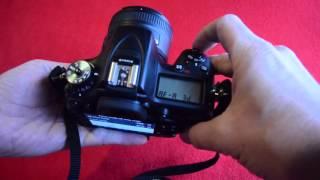 How to adjust auto focus on Nikon D7200