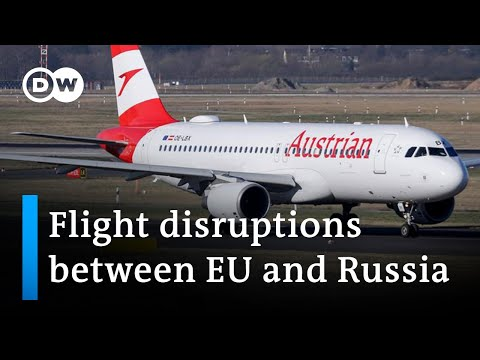 Russia denies political motive for flight block | DW News