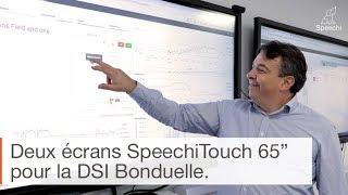 Témoignage sur l'utilisation de l'écran interactif en entreprise : Bonduelle