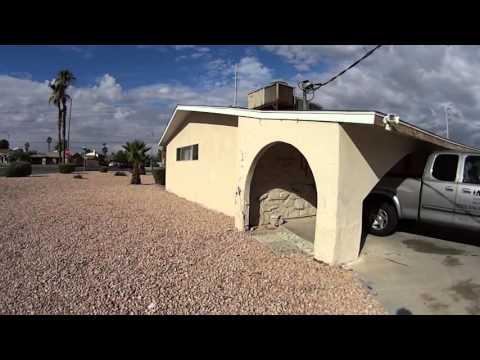 Redd Foxx's Las Vegas Home Exterior 101715