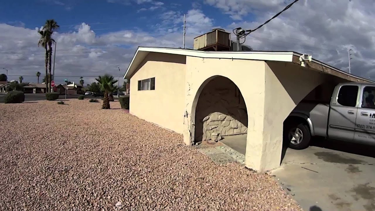 Redd Foxxs Las Vegas Home Exterior 10 17 15 Youtube