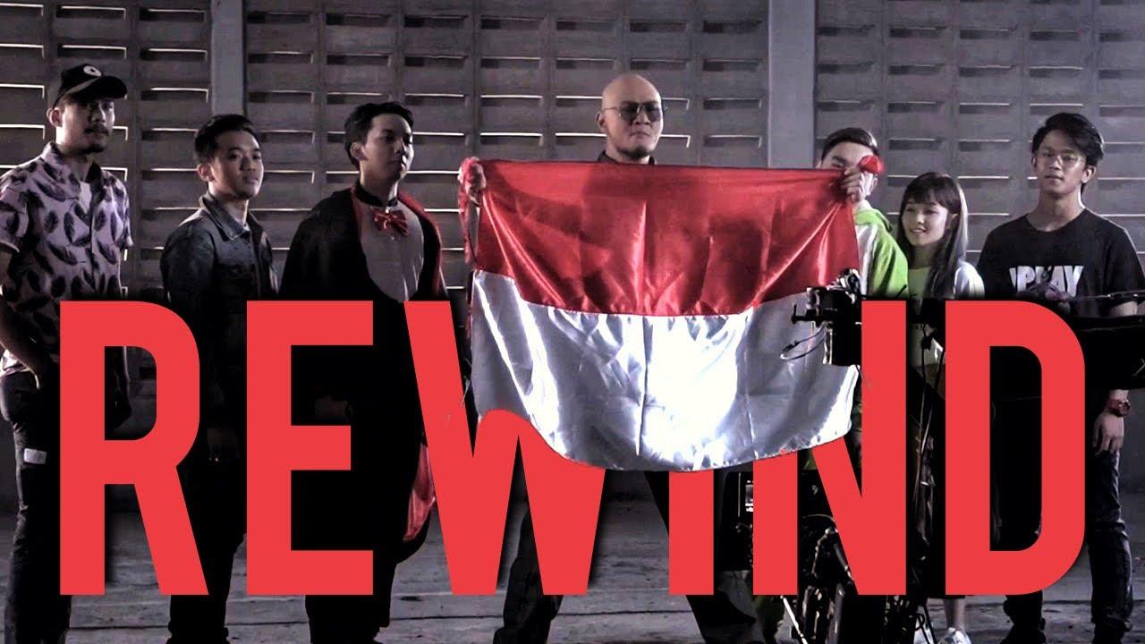YOUTUBE REWIND INDONESIA 2018 (Antara Ericko lim dan Reza Arap)