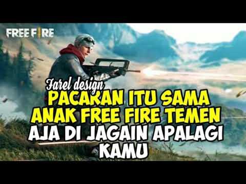 Kata Kata Cinta Free Fire