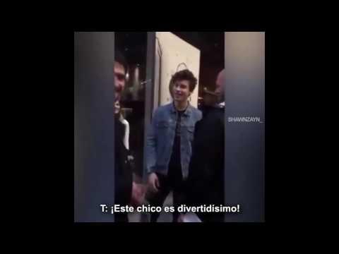 Save Shawn Mendes discute con el hermano de una fan por un malentendido (español) Images