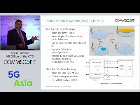 CommScope at 5G Asia - Antenna Evolution on the Road to 5G