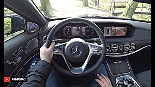 The New Mercedes Maybach S Class 2020 Test Drive